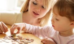 'Nhiều tiền để làm gì?' và cách dạy con ứng xử với tiền