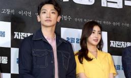 Vì vấn đề bầu bí, Kim Tae Hee vắng mặt trong buổi chiếu VIP phim mới của ông xã Bi Rain