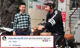 Đức Huy có câu trả lời 'tiền nhiều để làm gì?' chất nhất giới cầu thủ Việt