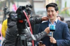 Nhan sắc các phóng viên tác nghiệp tại thượng đỉnh Mỹ Triều lần 2