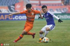 Huỷ diệt CLB của Campuchia 10-0, Hà Nội FC xác lập kỷ lục chưa từng có ở giải châu Á