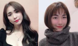 Hòa Minzy được fan khen xinh như tiên nữ giáng trần sau khi cắt tóc ngắn