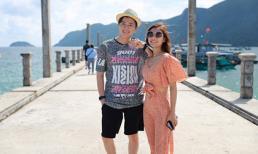 Ngô Kiến Huy 'cặp kè' Hoàng Yến Chibi đi du lịch Côn Đảo