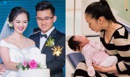 Hơn 6 tháng sau đám cưới, diễn viên 'Bánh đúc có xương' Đỗ Hà Anh hạ sinh con đầu lòng