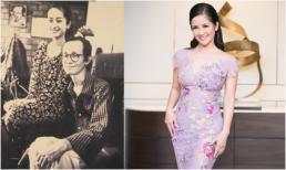 Kỷ niệm 80 năm ngày sinh Trịnh Công Sơn, Hồng Nhung khoe ảnh hiếm năm 21 tuổi bên cố nhạc sĩ