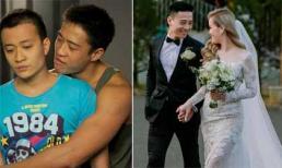 'Người tình màn ảnh' của Lương Mạnh Hải bất ngờ tổ chức đám cưới với vợ xinh đẹp