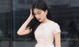 Nhan sắc trong veo tuổi 23 của Lương Thanh 'Những cô gái trong thành phố'