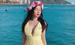 """Angel Phạm – """"Đóa hoa thanh khiết"""" dưới nắng trời Hawaii"""
