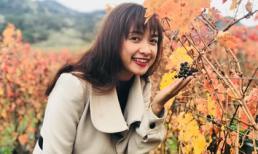 Diễn viên 'Cổng mặt trời' Lê Bê La sang Mỹ trải nghiệm xứ sở rượu vang nổi tiếng Napa Valley