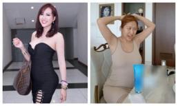 Phi Thanh Vân ngày càng xuống sắc, thân hình phát phì không tưởng