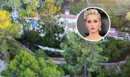 Sau khi đính hôn, Katy Perry bán biệt thự ở Hollywood Hills với giá 218 tỷ đồng