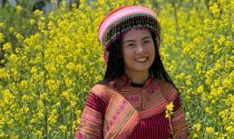 Hoa hậu Ngọc Hân hóa thành 'gái bản' khi đặt chân đến Sa Pa