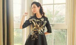 Hoa hậu Thu Thủy trẻ trung, tràn đầy sức sống dù bước sang tuổi 43