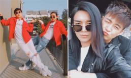 Hậu chia tay Khổng Tú Quỳnh, Ngô Kiến Huy chăm đăng ảnh thân mật với BB Trần khiến fans bối rối