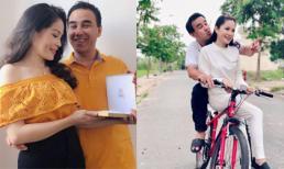 Gần 14 năm sống chung một nhà, Quyền Linh vẫn ngọt ngào nói với vợ: 'Cảm ơn em vì tất cả, mặt trời của anh'