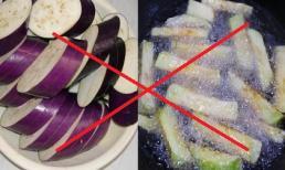 Ăn cà tím vào mùa xuân rất tốt, nhưng sẽ tổn hại cơ thể nếu ăn theo 2 cách này