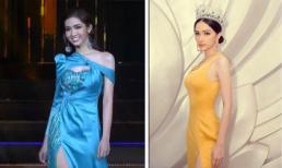 Đỗ Nhật Hà mặc váy xấu, đi giày rách tại HH chuyển giới Quốc tế 2019, dân mạng thắc mắc 'tại sao Hương Giang không giúp đỡ?'