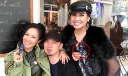 Hậu ly hôn, Quốc Trung vẫn tặng quà 8/3 cho Thanh Lam như những người bạn thân