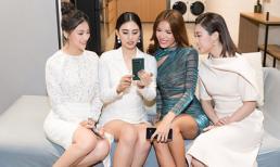 Điều gì xảy ra khi 4 nàng Hậu: Phương Khánh - Minh Tú - Mỹ Linh - Tiểu Vy cùng chung một khung hình?