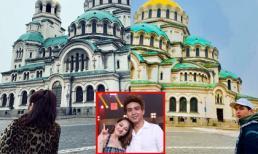 Dân mạng tiếp tục 'bắt bài' việc Hồ Quang Hiếu và Bảo Anh đi du lịch chung nhờ những bức hình này