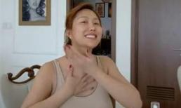 Sau loạt ảnh béo phì và kém sắc, Phi Thanh Vân bào chữa: 'Là cái đầm, khi đang ngồi cúi người xuống phần bụng sẽ dồn lại'