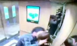 Kẻ biến thái sàm sỡ nữ sinh trong thang máy chung cư đã trình diện công an