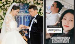 Sau gần 3 tháng kết hôn, Á hậu Thanh Tú khoe chồng hơn 16 tuổi cực tâm lý