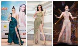 Hương Giang thay 3 bộ váy lộng lẫy, thần thái ngút ngàn tuyên bố vẫn tiếp tục đấu tranh bình đẳng giới sau nhiệm kì