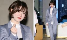 'Nàng Cỏ' Goo Hye Sun lên hương nhan sắc nhưng mũm mĩm hơn sau gần 3 năm kết hôn