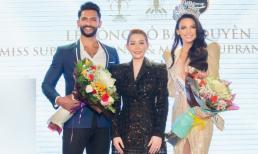 Đương kim Hoa hậu Siêu quốc gia 2018 gây bất ngờ khi khẳng định không biết gì về scandal củ Minh Tú tại cuộc thi
