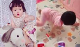 Chưa tròn 1 tuổi, Hoa hậu Đặng Thu Thảo đã tập cho con gái đức tính này