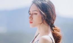 Hương Giang Idol tung loạt ảnh mới mong manh như sương khói