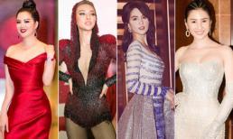 Ai xứng danh 'Nữ hoàng thảm đỏ' showbiz Việt tuần qua? (P106)