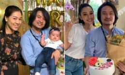 Đạo diễn Hoàng Nhật Nam đón sinh nhật ấm cúng bên gia đình, đồng nghiệp