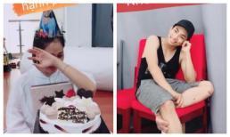 Được tổ chức sinh nhật bất ngờ, Khánh Thi lại mít ướt và biểu cảm của Phan Hiển mới là cực hài