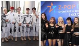 Z-Boys và Z-Girls phấn khởi khi được fan Việt chào đón trong họp báo ra mắt tại Việt Nam