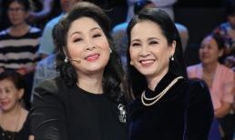 Hồng Vân và Lan Hương - Hai bà mẹ 'ác nhất' showbiz Việt hội ngộ trên sóng truyền hình
