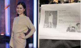 Lâm Vỹ Dạ lên tiếng về tin đồn tham gia một vai diễn khi vụ ly hôn nghìn tỉ của vợ chồng 'Vua cà phê' được dựng thành phim