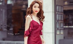 Vẻ đẹp lai 4 dòng máu 'gây sốt' của Á hậu Áo dài Việt Nam 2019 Angelploy