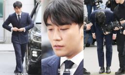 Seungri chính thức xuất hiện, vẫn đi xe sang nhưng tiều tuỵ hẳn, mắt đỏ rưng rưng cúi đầu xin lỗi trước scandal chấn động châu Á