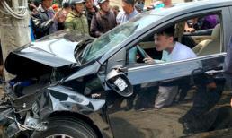 Tài xế xăm trổ ôm vô lăng nhảy múa sau khi gây tai nạn ở Đà Lạt: Ít nhất 5 người bị thương