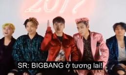 Video 'tiên tri' Big Bang nói về scandal khủng khiếp của Seungri từ năm 2017 khiến khán giả kinh ngạc