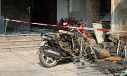 Cháy tiệm sửa chữa điện tử, bé gái 10 tuổi cùng 2 người trong gia đình tử vong