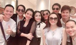 Loạt sao Việt dự tiệc kỉ niệm 4 năm ngày cưới của vợ chồng Thanh Thanh Hiền và Chế Phong