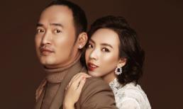 Thu Trang ngày càng 'sang chảnh', đẹp mặn mà bên ông xã Tiến Luật