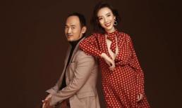 Chụp ảnh bên chồng đầy thần thái nhưng vòng hai Thu Trang lại bất thường?