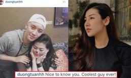 Giữa scandal của Seungri (Bigbang), nhận xét của Á hậu Tú Anh về ca sĩ này bị khơi lại
