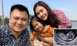 Vợ của nghệ sĩ Tự Long mang bầu lần hai