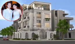 Bà xã Đăng Khôi hé lộ căn biệt thự 'cực khủng' đang xây dựng