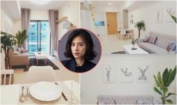 Toàn cảnh không gian căn hộ mới tinh có giá 3,2 tỷ của 'Hai Phượng' Ngô Thanh Vân